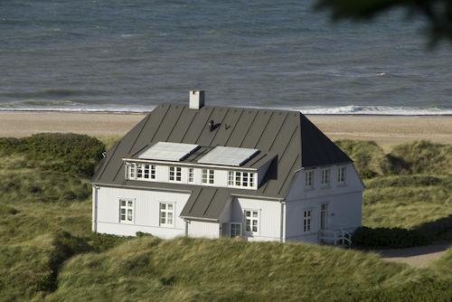 Bedste badehoteller i Danmark