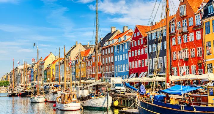 Største byer i Danmark